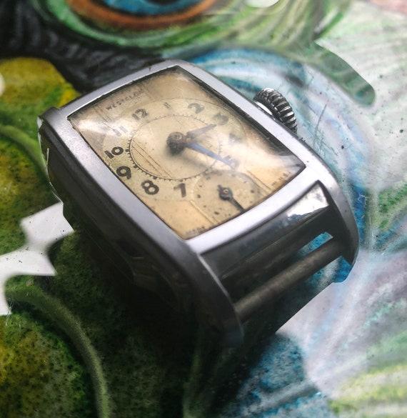 1930's Westclox Wrist Ben Watch - Beautiful Cosmet