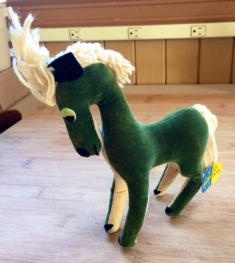 Horse Beautiful Like New Condition Vintage Dakins Dream Pets FREE SHIPPING