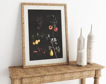 Autumn Spices *digital print* Fall Wall Art