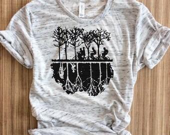 upside down shirt 5897fb47eaac4