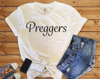 preggers shirt, preggers, preggers t shirt, maternity shirt, maternity shirts funny, pregnancy shirt, funny pregnancy shirt, preggers,