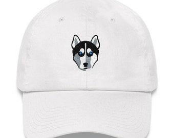 17b8639790d Husky Hat - Husky - Siberian Husky - Husky Dad Hat - Husky Mom - Husky  Gifts - Siberian Husky Hat - Siberian Husky Mom - Siberian Husky Gift
