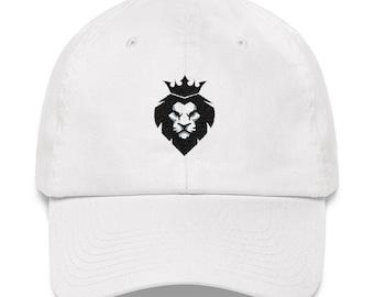 70a3429631c3d Lion Dad Hat - Lion Hat - Lion - King Hat - King - Lion Head - Lion Head Hat  - Judah Lion - Leon - Leo - Lion King - Rasta Hat - Lion Mane