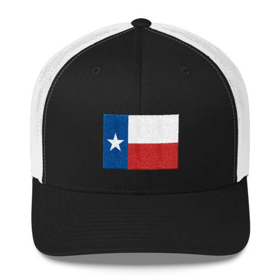 Texas Hat Texas Flag Hat Texas Flag Trucker Hat Texas  db6ee1a2137
