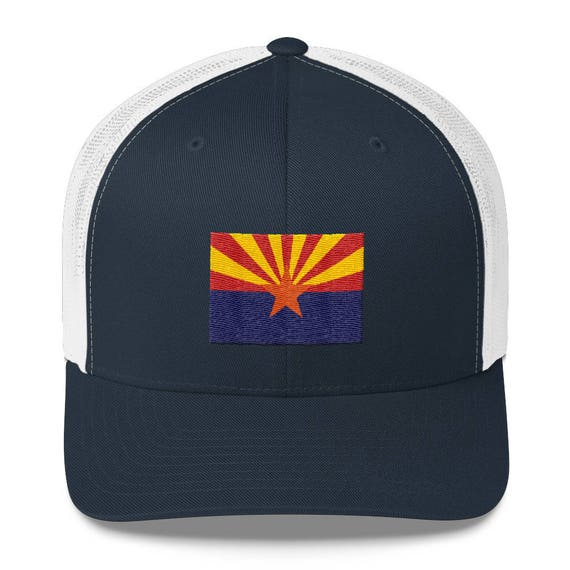 d134b4b5 ... france arizona hat arizona trucker hat arizona arizona trucker etsy  cf083 af354