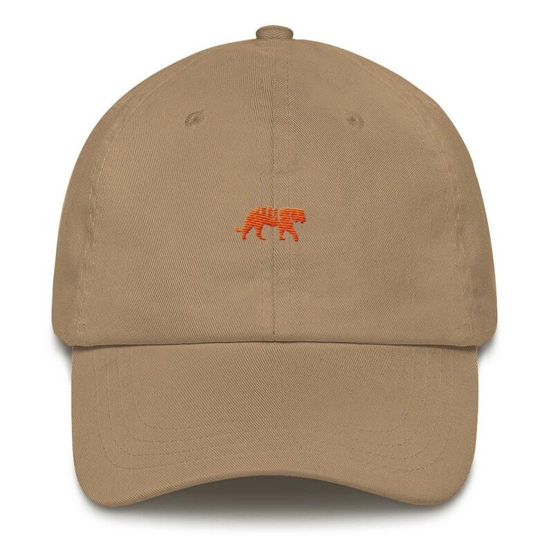 ef315443b541e Tiger Dad Hat Tiger Hat Tiger Clemson Hat Clemson Dad