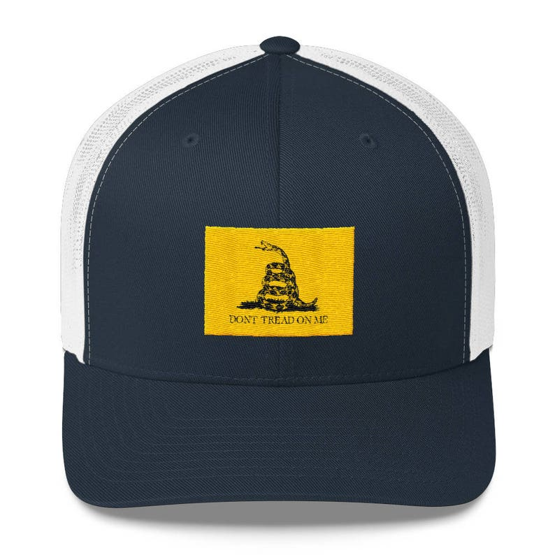 b83a33262a7 Don t Tread on Me Trucker Hat Don t Tread on Me