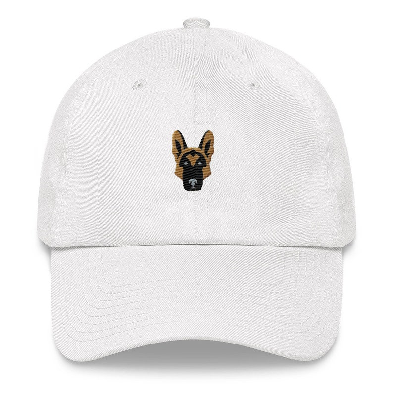 3ffc547c244 German Shepherd Dad Hat German Shepherd Hat German