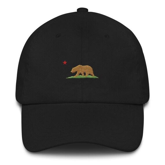 California Dad Hat California Hat California Bear  164bdd2def3