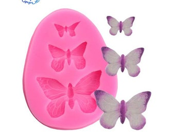 Butterfly silicone mold handmade mold /& prototype