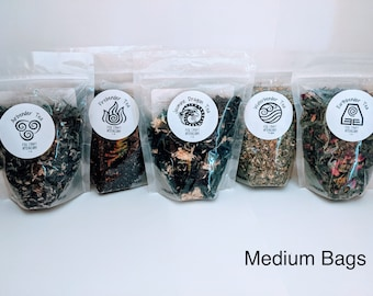 Avatar inspired Tea Collection
