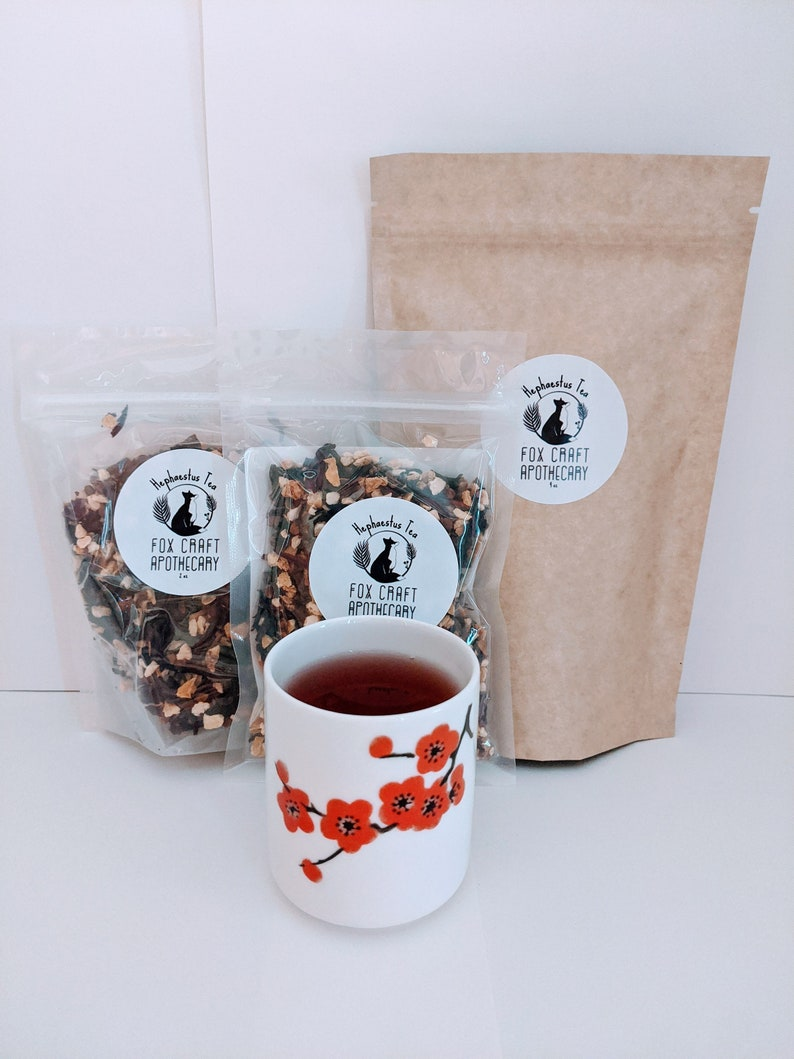 Hephaestus Herbal Tea image 0