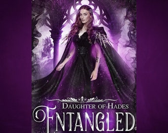 Entanged (Daughter of Hades 3) by Dani Hoots
