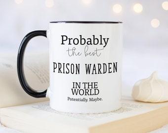 Prison warden | Etsy