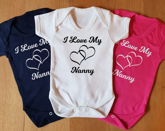 Boy//Girl//Unisex I/'m Going to be Gorgeous Just Look at My Mommy BabyGro
