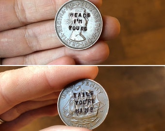 Flip coin | Etsy
