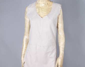 LIGHT BEIGE DRESS