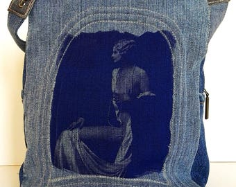UNIQUE BAG DENIM