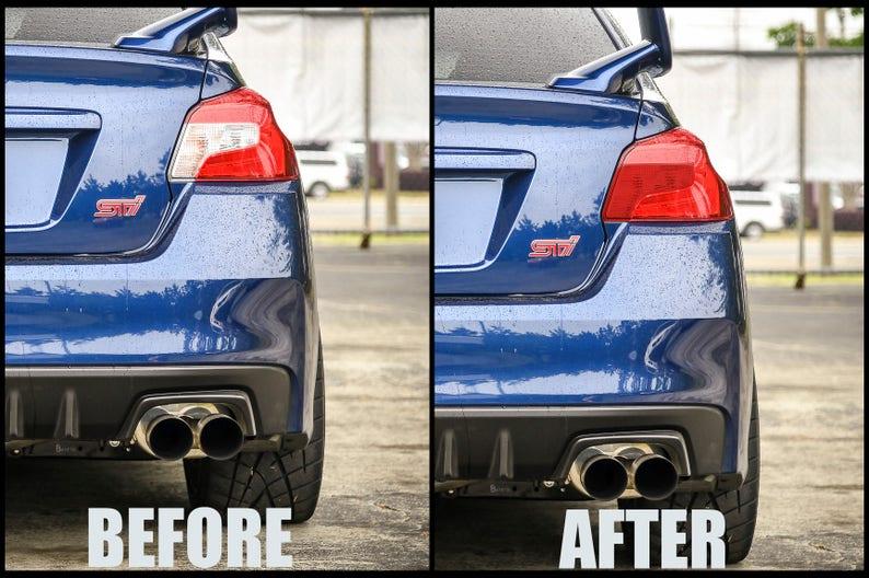 Subaru Wrx Rear Light Cover