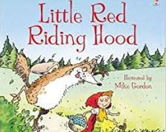 Usbornes Little Red Riding Hood, Book