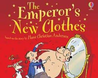 Usbornes the Emperors New Clothes Book
