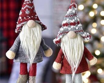 bestseller gnome christmas holiday fabric christmas gnome xmas gnome holiday gift gnomes cute christmas decor