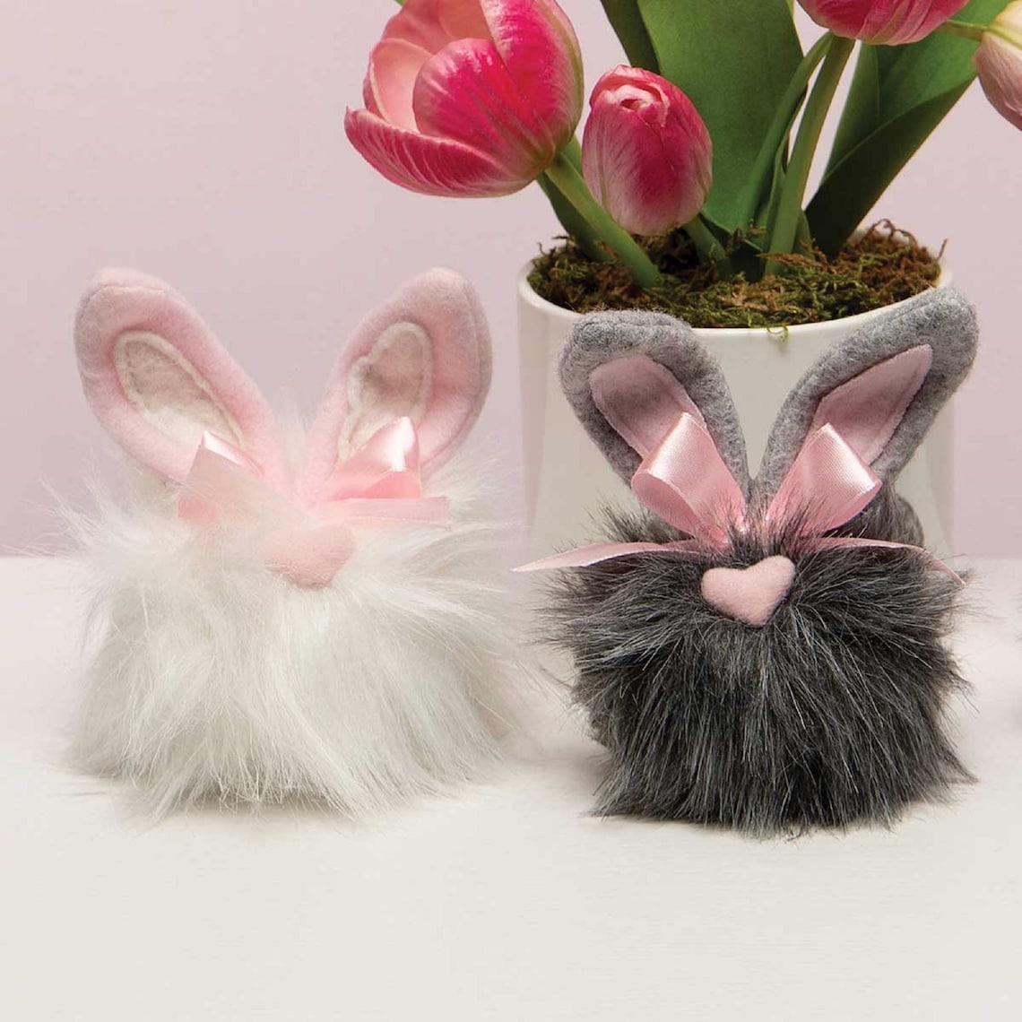Easter balls  cute Easter Decor  Gnome Bunny balls  Easter image 0