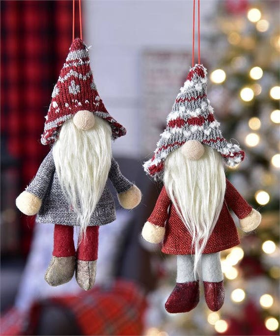 image 0 - Gnome Christmas Decorations