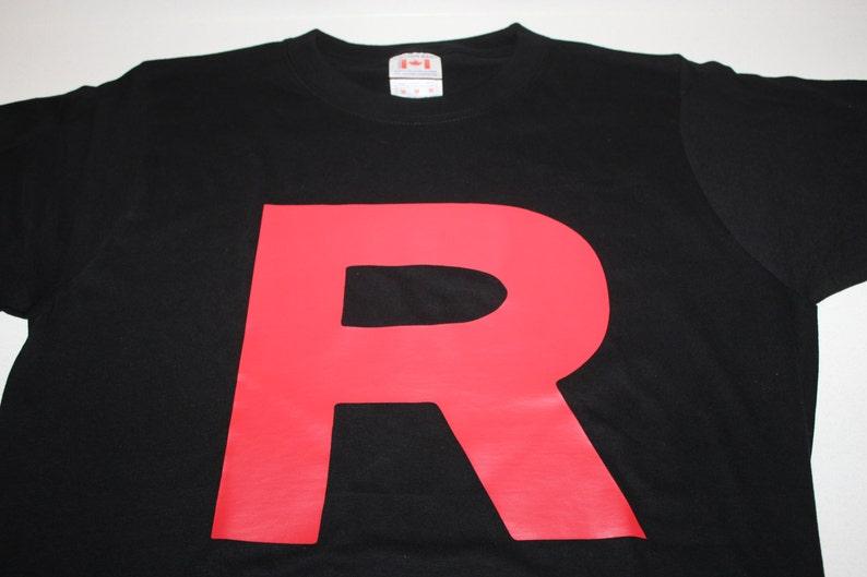7a113875 Team Rocket T-Shirt | Etsy