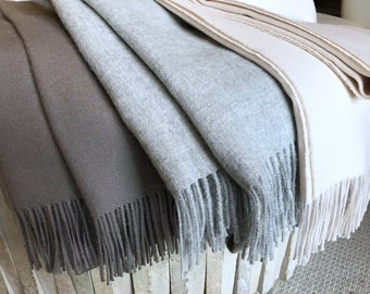Baby Alpaca Throw, 100% baby alpaca knit throw, baby alpaca blanket, super soft throw, luxury blanket, eco natural fibers throw blanket