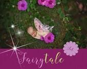 Fairy Tale Wing MOODY Bun...