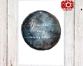 Download Poster UNIVERSE ...