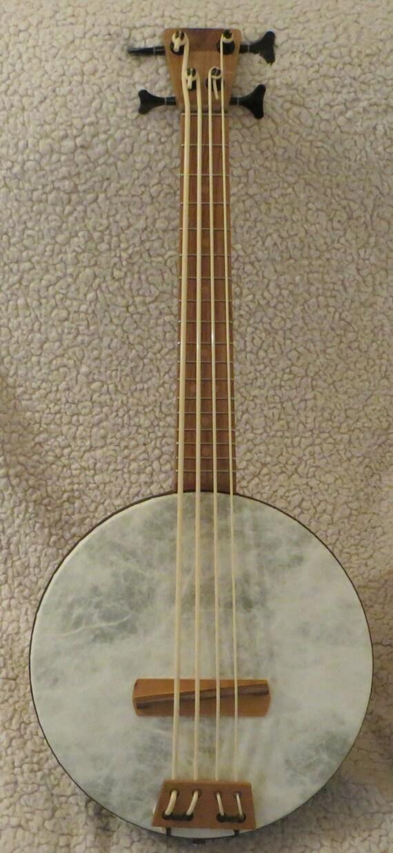 Bass Banjolele / Banjo Bass | Etsy