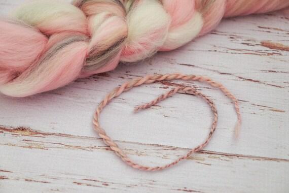 Spinning fibres hand cards merino wool nylon SW for spinning and felt roving merino wool top blends for spinning and felting