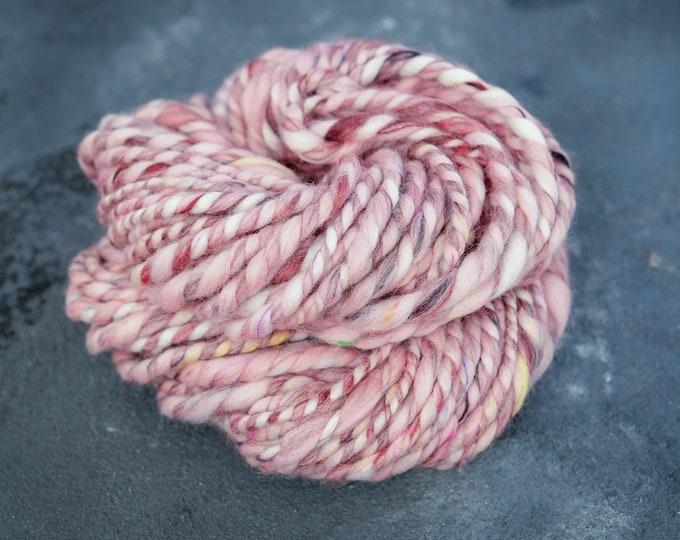 Art Yarn Handspun / Handspun Effect Yarn Merino Wool Slub thick and thin