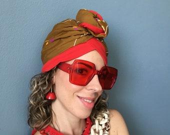 Wool woman hat