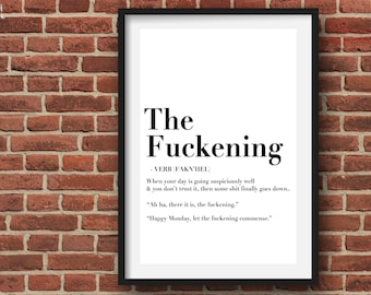 FUNNY OFFENSIVE ADULTS ONLY 18 quote positive poster picture print wall art 12