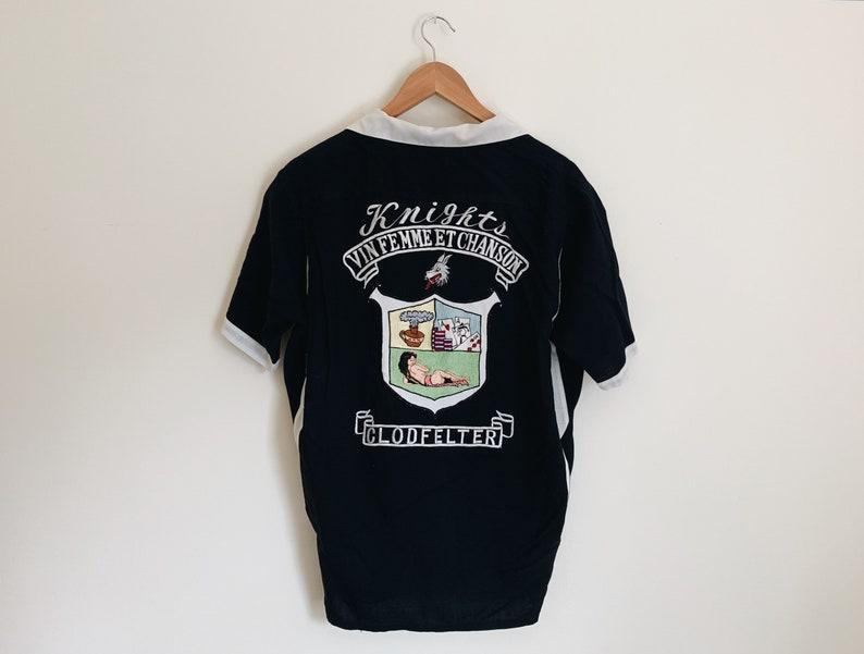 Vintage Men's Club Shirt -