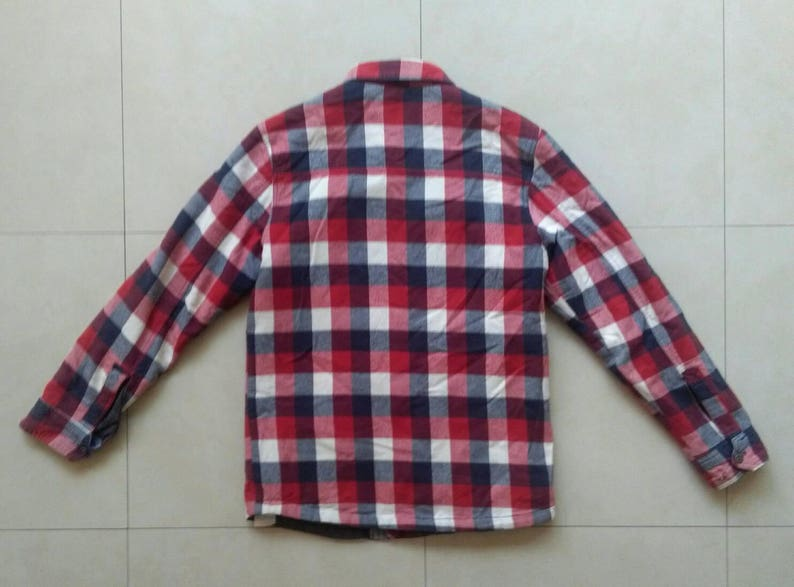 7d396b92add48 Vtg HERO By John Medoox Shirt Jacket / Texas jacket shirt dress / old  school retro Ralph Lauren polo / 90s windbreaker vintage rare / Size M