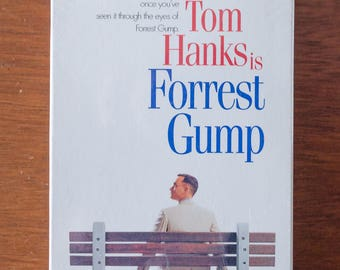 Unopened Copy of Forest Gump on VHS