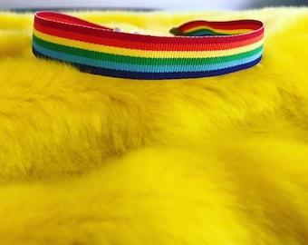 Pride Choker, Pride Jewelry, Pride Accessories, Pride Choker