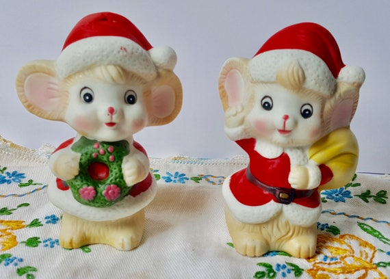 image 0 - Christmas Mice Decorations