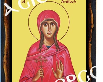 Saint Margaret Etsy