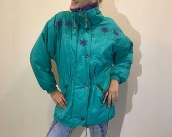 6f4728b7f Neon snow suit