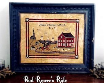 Paul Revere's Ride - PDF Digital Download