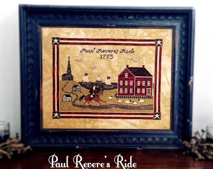 Paul Revere's Ride - PDF Digital Download