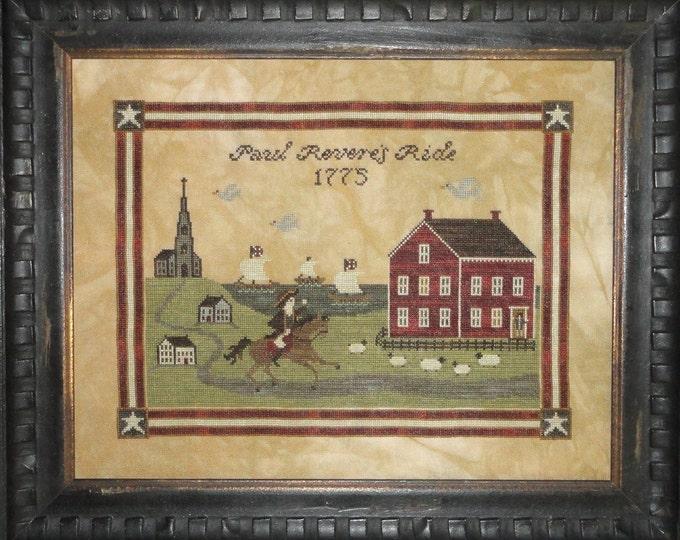 Paul Revere's Ride - Hard Copy