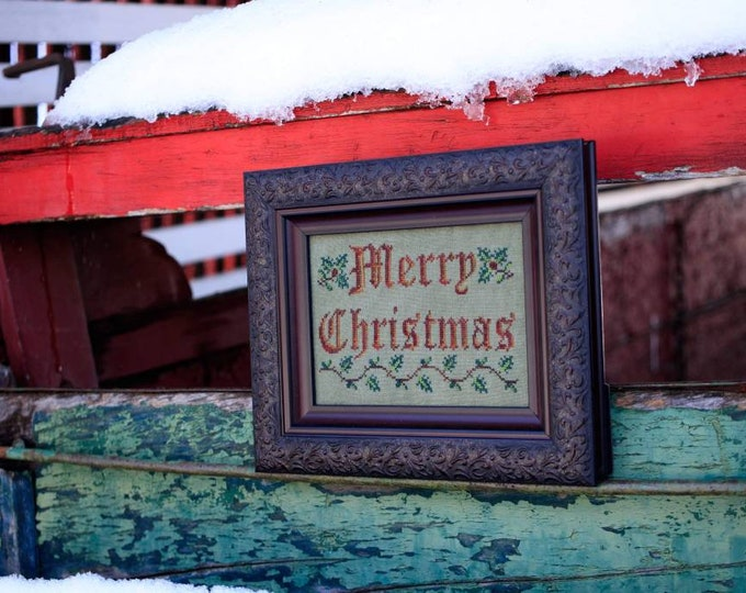 Merry Little Christmas - Hard Copy