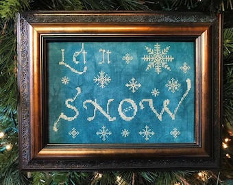Let it Snow (Hard Copy)