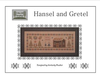 Hansel and Gretyl Cross Stitch Pattern